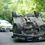 ROLLOVER ACCIDENT - A STEP BY STEP GUIDE ON WHAT TO DO